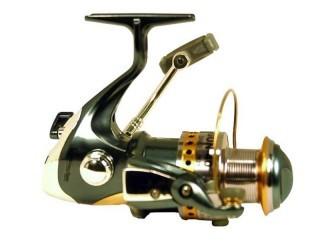 Eagle claw fishing tackle rods reel eagle claw gun10 for Eagle claw fishing reels