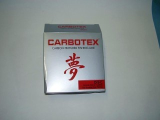 Carbotex Carbon-Textured 12lb 330yds Silver