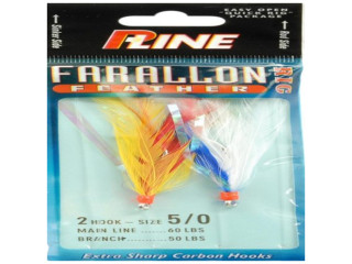 P Line Farallon Feathers FF-5/0-Mix