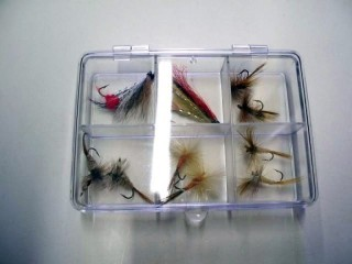 FAS Western Trout Selection Qty 12 (With Utility Box)