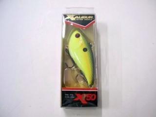 Excalibur XR50 RattleBait XR5044 5/8 Oz Foxy Lady