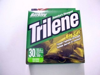 Berkley Trilene Big Cat 30lb 300yds Solar Green