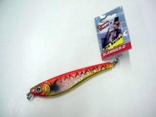 Braid Slammer-D #37 4.5 Oz Gold/Mackerel