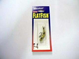 Worden's Flatfish FF.952.FR.BX F-4 Frog