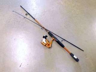 Rapala Inticer RISC56M2 5'6' Med 6-14lb 2 Pc Combo