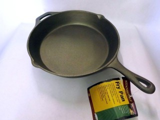 Stansport Frying Pan 13' Cast Iron
