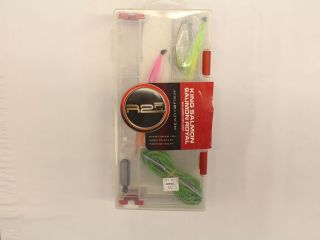 Ready2Fish King Salmon Tackle Kit (Includes Utility Box)