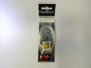 Danielson Salmon/Steelhead Leaders SSL152/0 Sz 2/0 15lb Qty 8