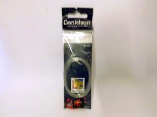 Danielson Salmon/Steelhead Leaders SSL12 1/0 Sz 1/0 12lb Qty 8