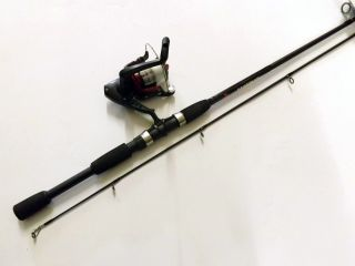 Matzuo spinning combo 6 39 med 6 14lb 2pc fishing reels for Matzuo fishing rod
