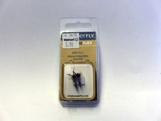 Super Fly Dry Fly FLY1057-16P-US Sz 16 Adams Irresistible