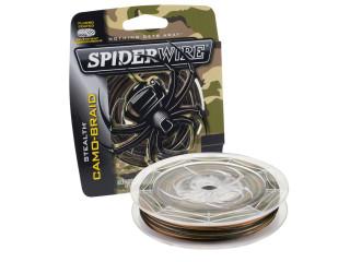 Spiderwire Braided Stealth Superline SCS30C-125 30lb Camo 125yds