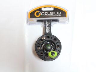 Celsius Blizzard Flat Line Reel CEL-FL-CP (Clam Pack)