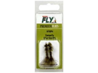Superfly Dry Adams Sz 14 Qty 2