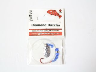 Gibbs Diamond Dazzler 18302 #6 Blue Bead