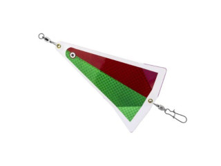 Gibbs Fish Witch 77859 8' 50/50 UV Green/Red