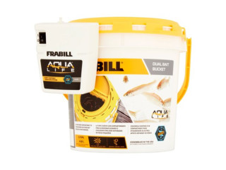Frabill Insulated Bucket w/Aerator Hang-On