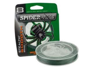 Spiderwire Stealth Smooth Braid SCSM80G-125 80 Lbs Moss Green 125 Yards