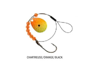 Apex Colorado Steel Harness AP-SCH#3-51 #3 Chart/Orange/Black