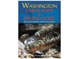 Frank Amato Publications Washington Lake Maps & Fishing Guide