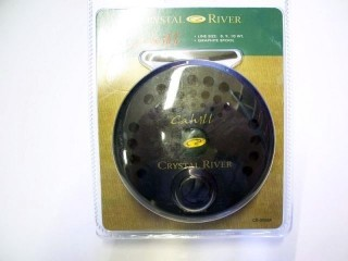 Crystal River Cahill Rim Fly Reel CR-0008A 8/9/10Wt (Clam Pack)