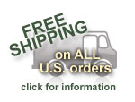 Free Shipping on U.S. Orders over $0