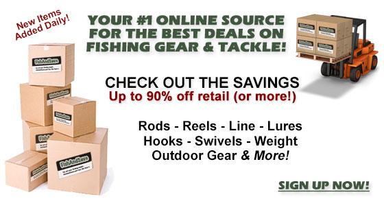 Your Favorite Gear at Wholesale Prices!