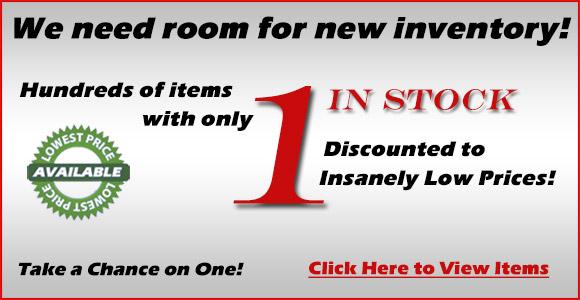 Last 1 Left Sale - Save Huge Now!
