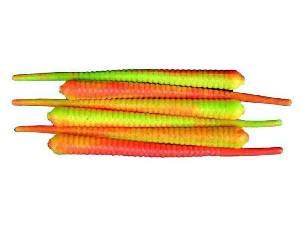 Eagle claw nitro crawlers ntwoy224 orange for Nitro fishing rods