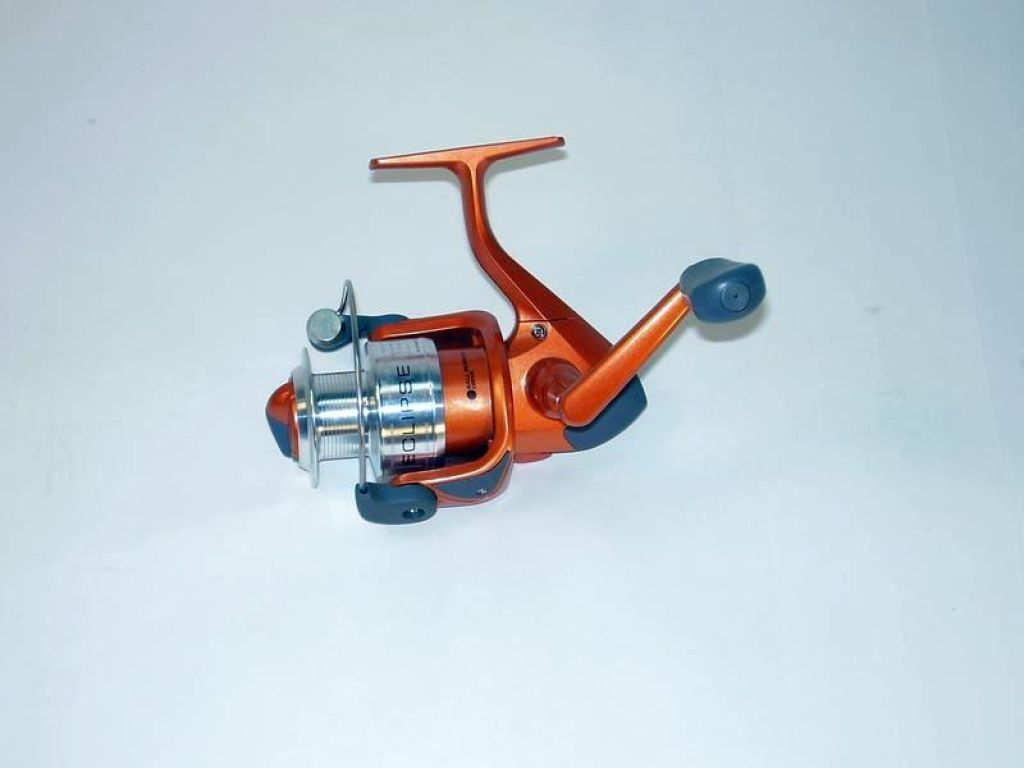 South bend eclipse es 130 fishing reels spinning reels for South bend fishing reel