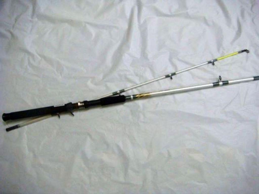 Hurricane mudville catmaster cf 046 6 39 6 med hvy 10 20lb for Hurricane fishing rods