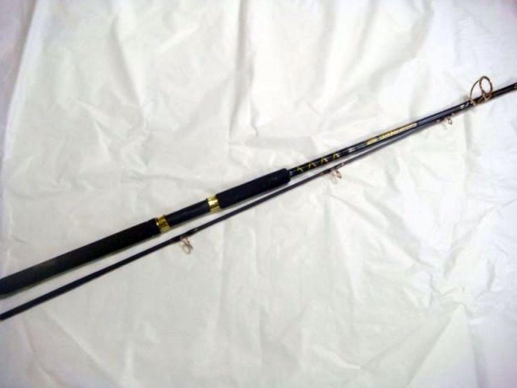Roddy hunter h476 7 39 med hvy 10 20lb 2pc fishing rods for Roddy hunter fishing rod