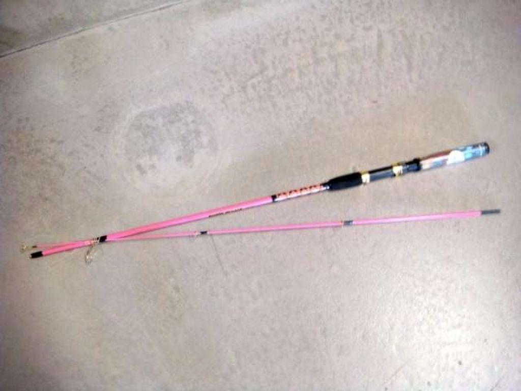 Roddy hunter rhp65 6 39 6 med 4 12lb 2pc fishing rods for Roddy hunter fishing rod