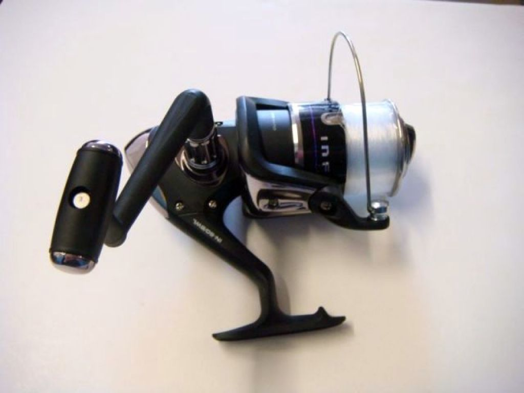 South bend infinity in 60 bwl heavy duty fishing reels for Heavy duty fishing rods