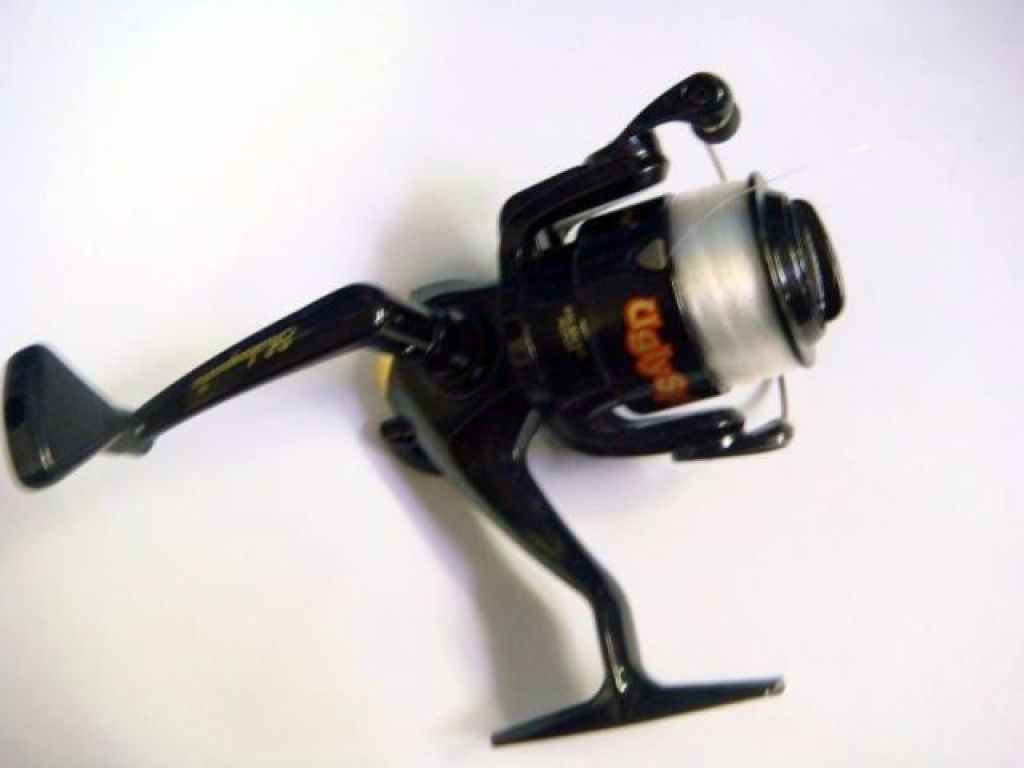 Shakespeare ugly spin us350 fishing reels spinning reels for Shakespeare fishing reels