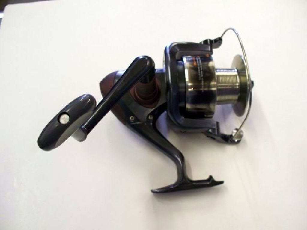 Hurricane mako mak 470a heavy duty fishing reels for Heavy duty fishing rods