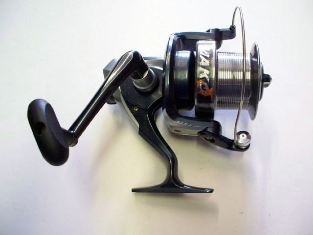 Hurricane mako mak 2175 heavy duty fishing reels for Heavy duty fishing rods