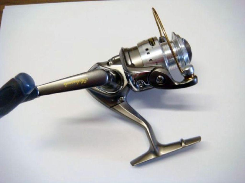 Shakespeare tempest 5535 ultralight fishing reels for Shakespeare fishing reels