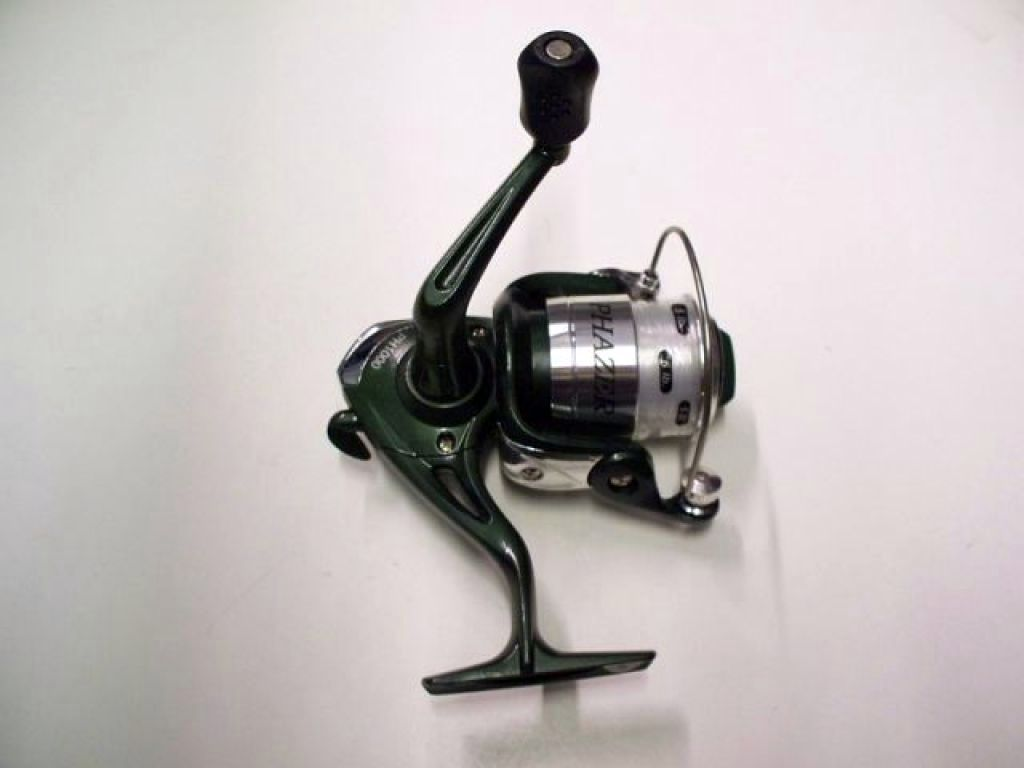 Mitchell phazer ph1000 fishing reels spinning reels for Mitchell fishing rod
