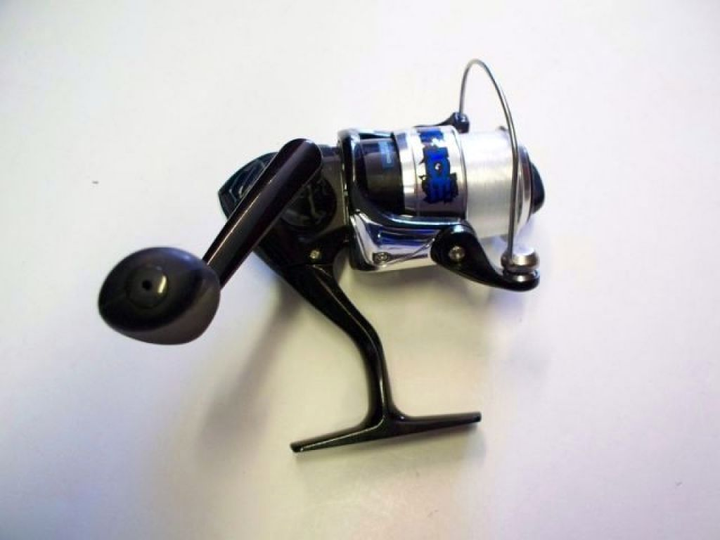South bend black ice r2f 120ice b for South bend fishing reel