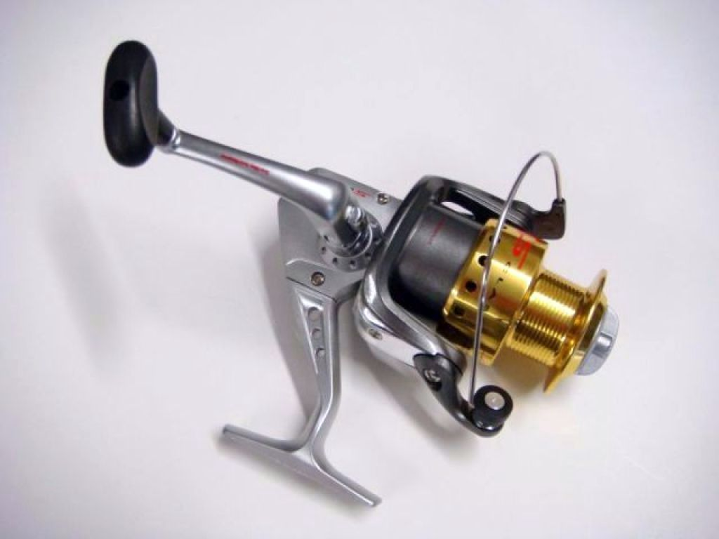 South bend cimarron s class cms 3135 upgraded one touch for South bend fishing reel