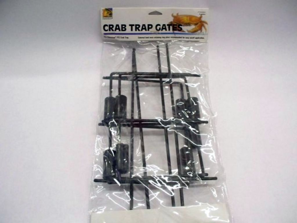 Danielson crab trap gates accessories misc accessories for Fishing pole crab trap