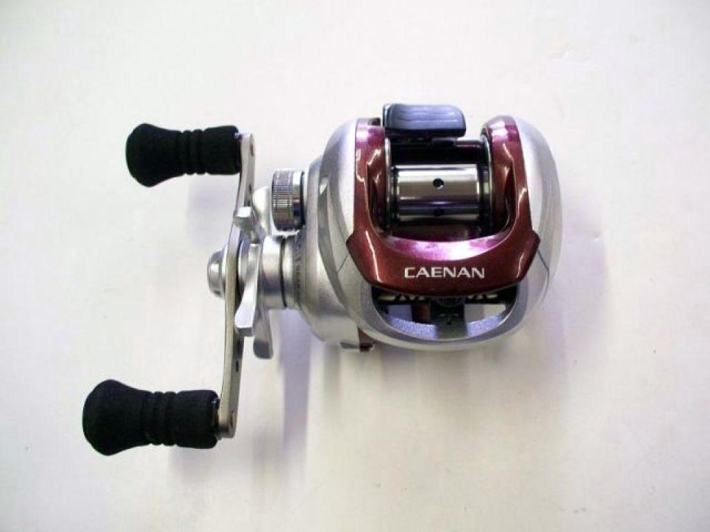 Shimano caenan cae100 used refurb fishing reels for Used fishing reels