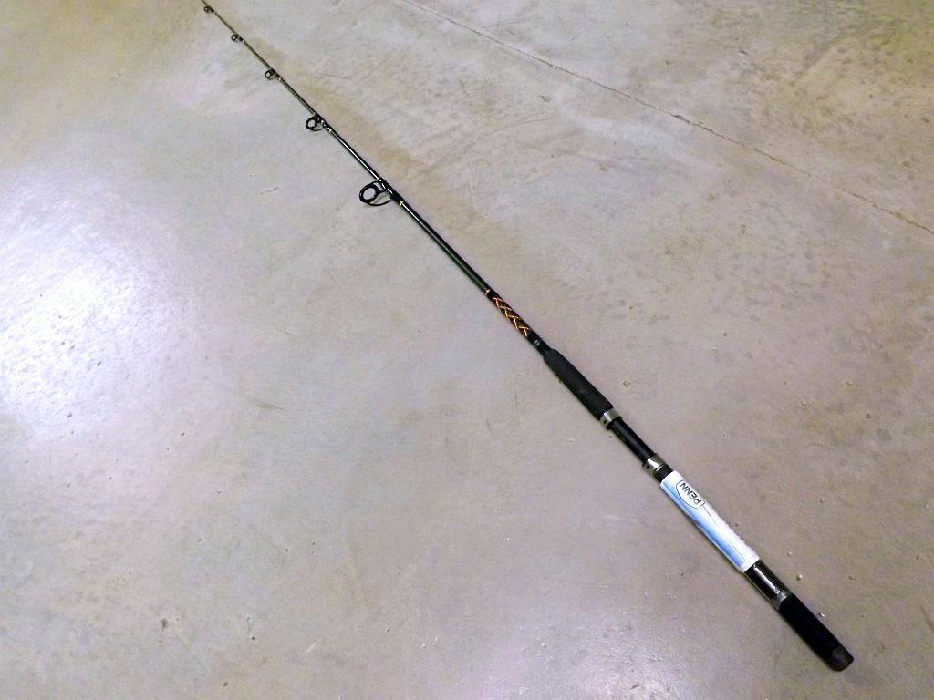 Penn slammer sl1020s70f 7 39 hvy 12 20lb 1pc fishing rods for Penn fishing rod