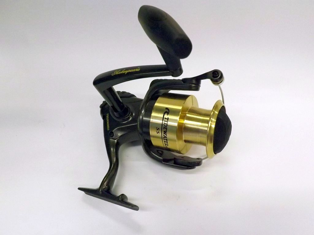 Shakespeare tidewater ss 4870 saltwater spinning reel in for Saltwater fishing reel