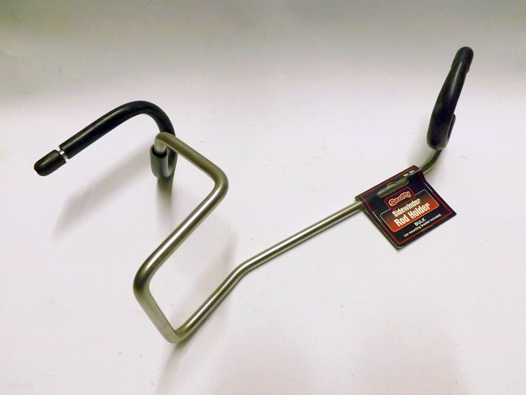 Scotty sidewinder rod holder 223 accessories misc for Fishing rod accessories