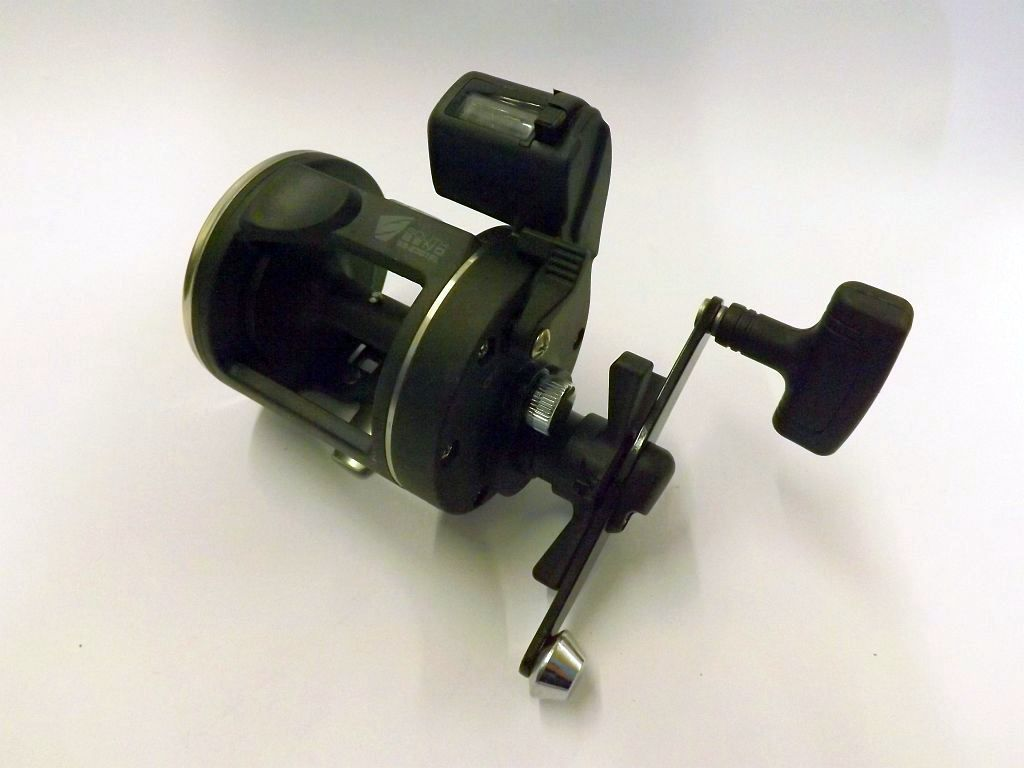 South bend black beauty bb 230trl line counter trolling for South bend fishing reel
