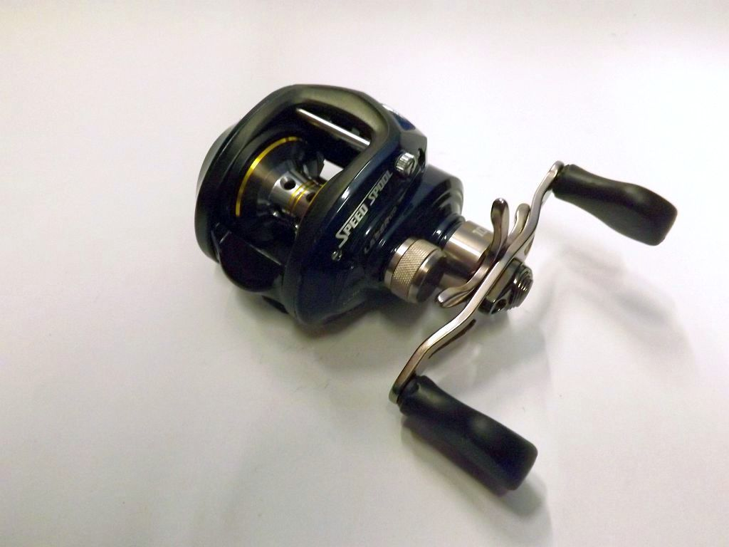 Lew 39 s laser limited ll1h in box fishing reels casting for Lews fishing apparel