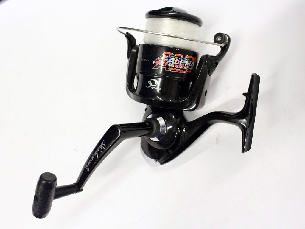 Shakespeare alpha a170c fishing reels spinning reels for Shakespeare fishing reels