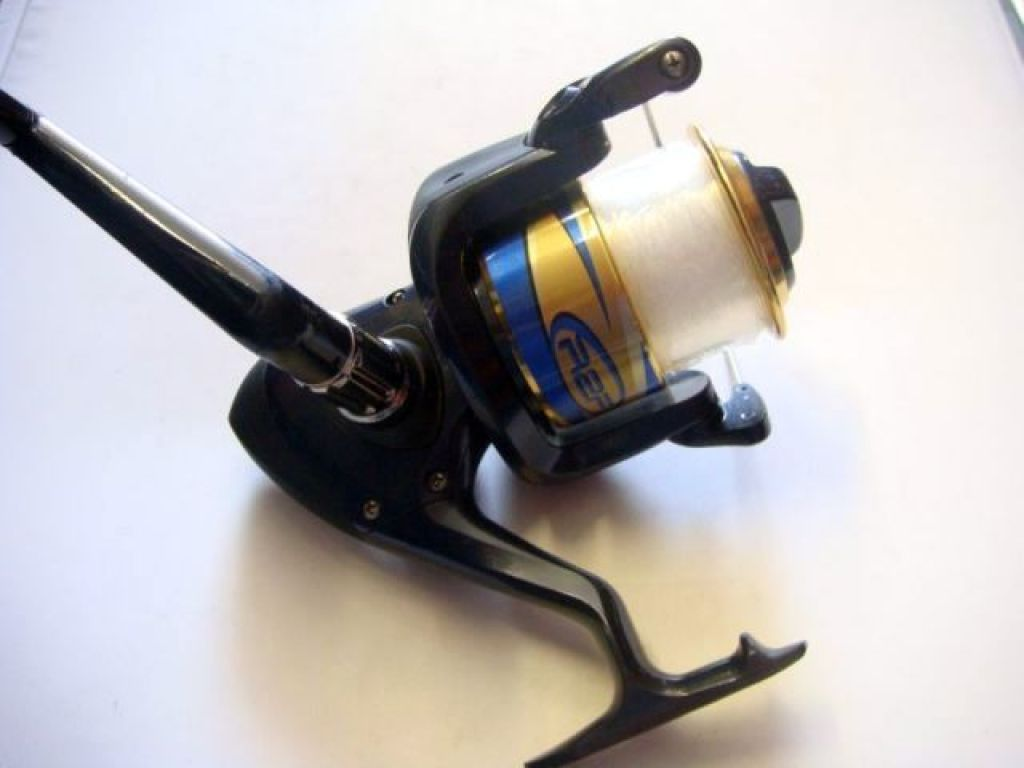 South bend ready 2 fish r2f2 60a sts heavy duty fishing for Heavy duty fishing reels